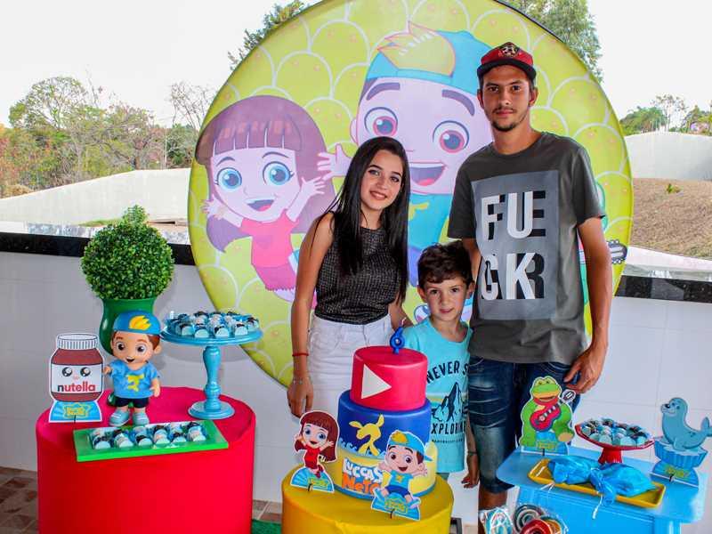 Raquel e Tio Lucas