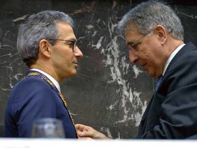 Transmissão do cargo de governador é marcada pela entrega do Grande Colar da Inconfidência