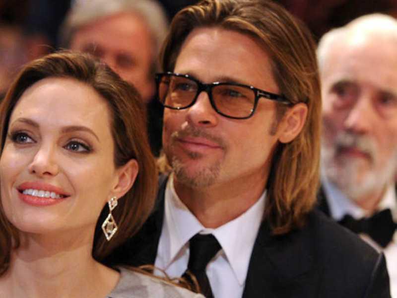 Angelina Jolie e Brad Pitt investem em champanhe rosé na França