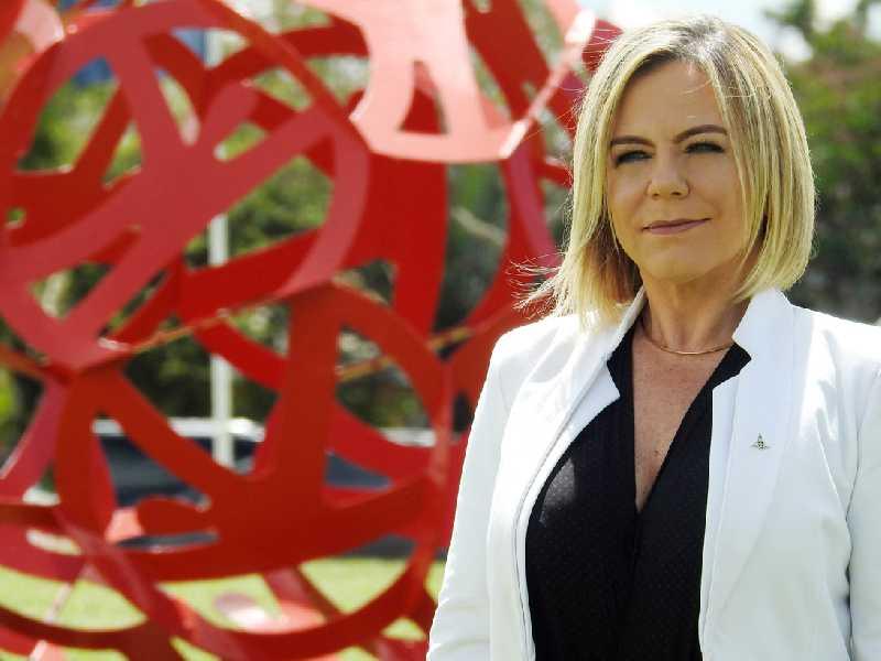 A secretária de Turismo, Vanessa Mendonça