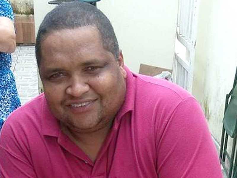 O ex-vereador Claudio  Santana da Mata (Maguila)