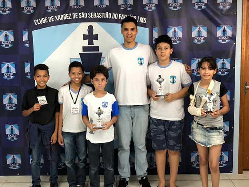 Andrew Santos Duarte campeão sub12