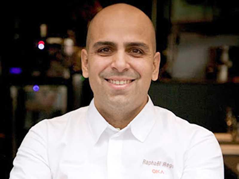 Chef Brasileiro Raphael Rego