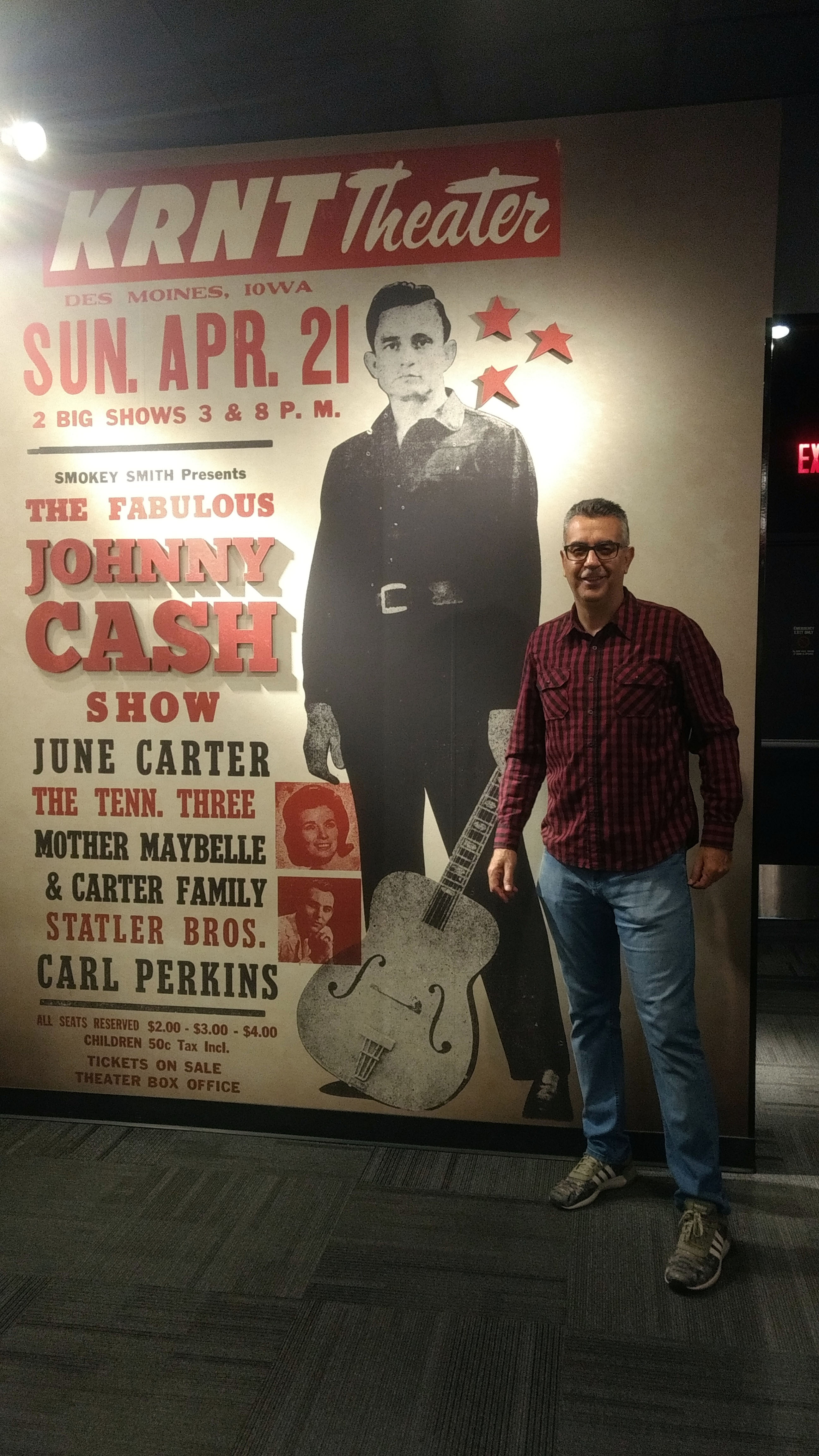 Museu johnny Cash Nashville