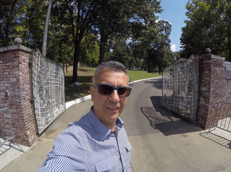 Portão de entrada de Graceland