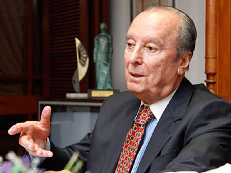 Jair Soares, que foi ministro no governo do presidente João Figueiredo