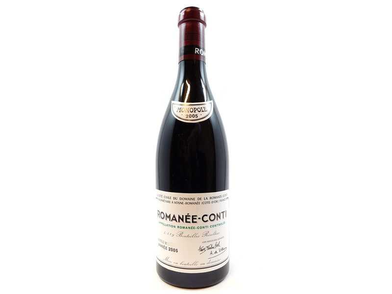 Vinho Romanée-conti