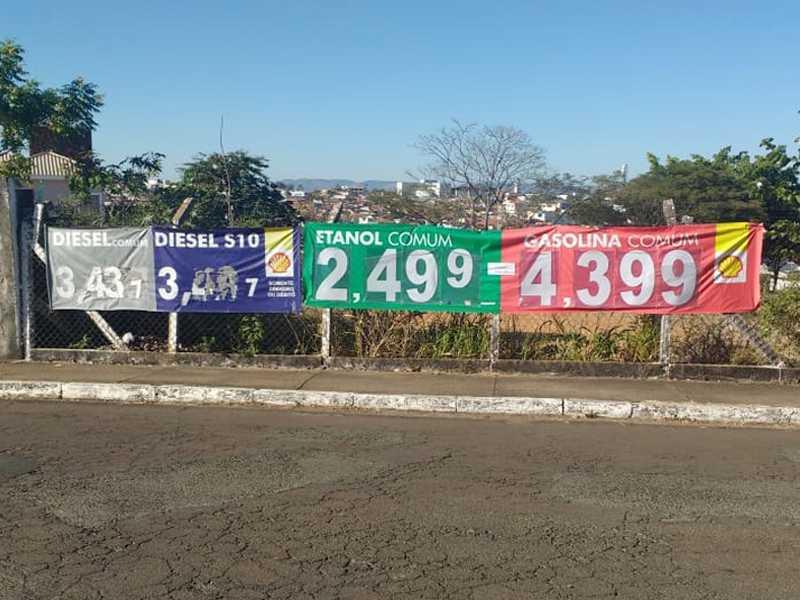 Vejam os preços dos combustíveis mais em conta no Posto Coolapa