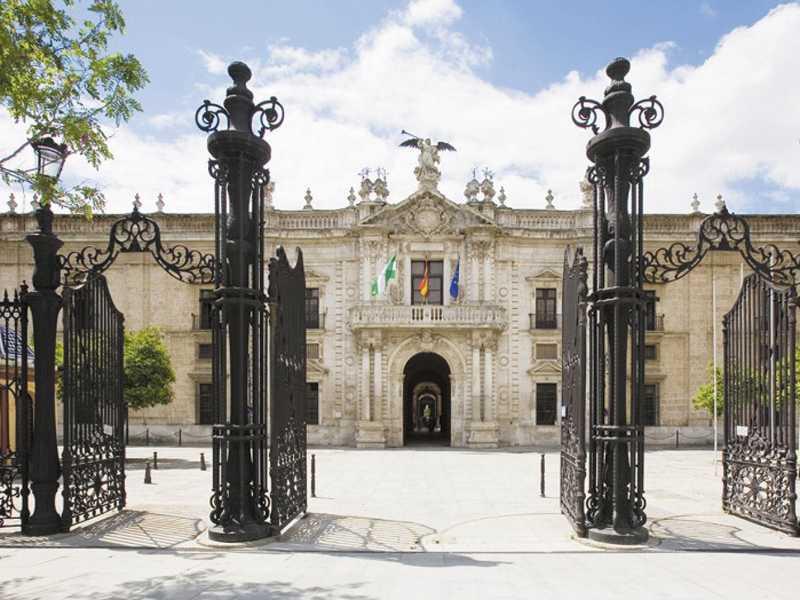 Universidad de Sevilla, na Espanha