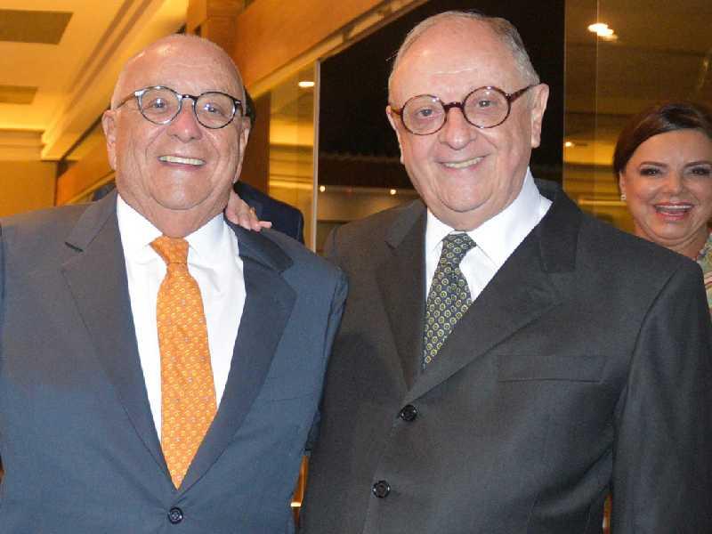Reginaldo Oscar de Castro, Celso Kaufmann e Fátima Castro