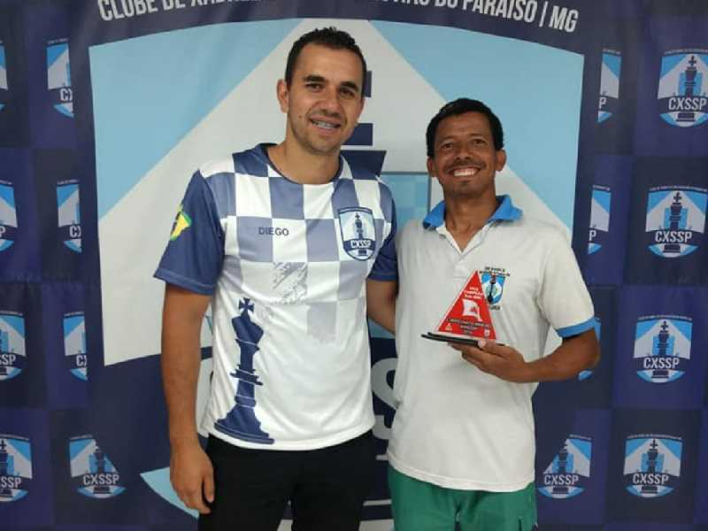 Diego Ferreira venceu a categoria sub 2000