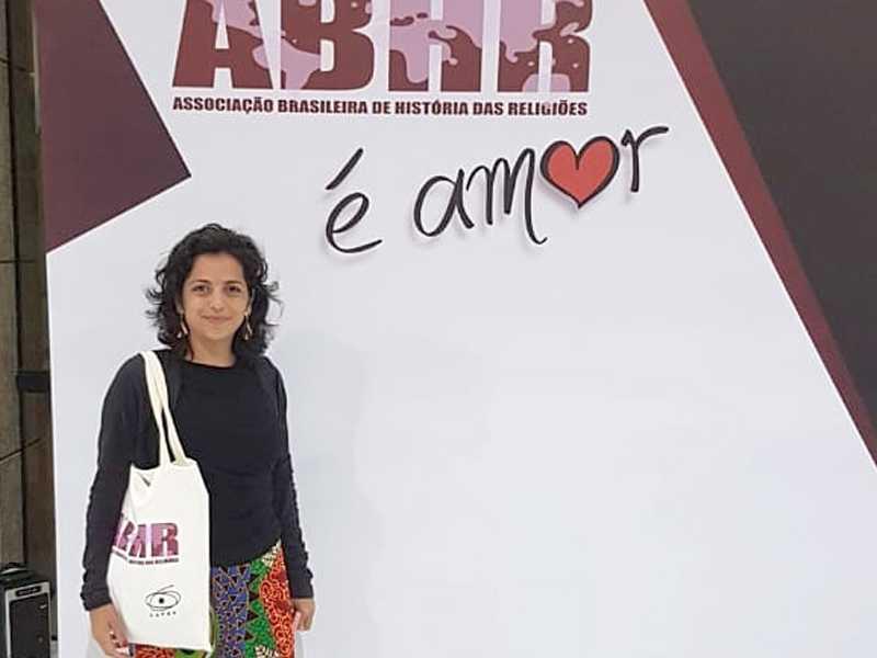 Ana Paula Horta é doutoranda em Ciências Sociais UNESP e mestre em História USP