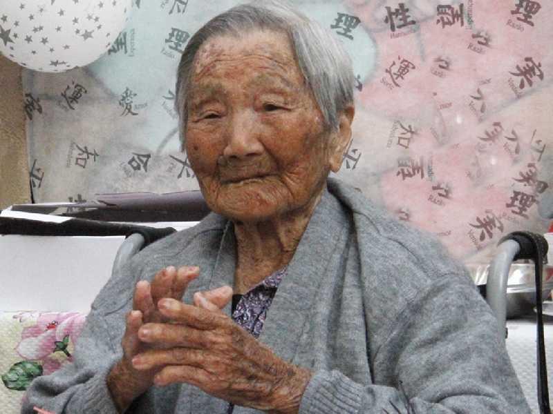 A senhora Yoshi Kamo, imigrante japonesa completa 109 anos, sexta-feira, dia 23. Nasceu em Sedai, capital da província de Miyage, no Japão. É mãe de Maria Luiza Kamo KIwagoe, sogra de Roberto Kawagoe.