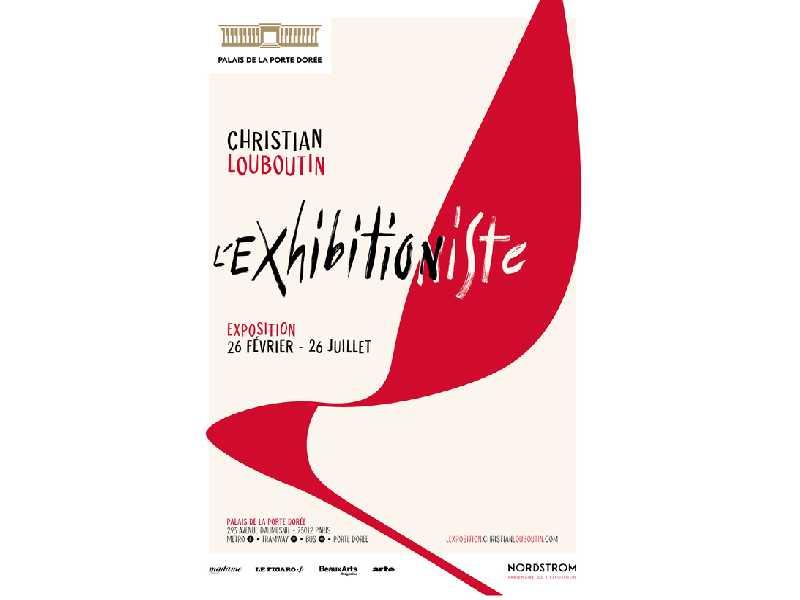 Affiche - L'Exhibitionniste - Version française