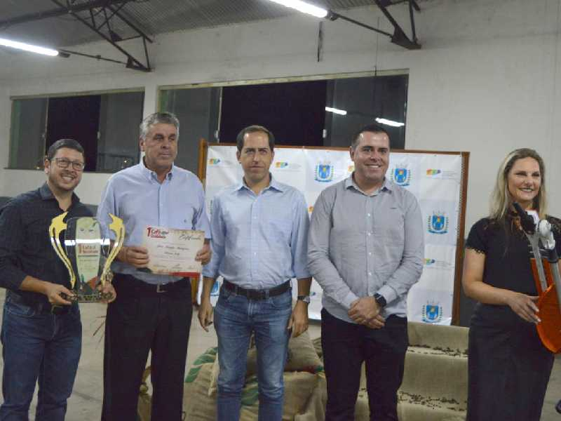 Cafeicultor Victor Campos ministrou palestra interativa incentivando os cafeicultores