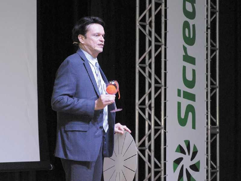 Palestrante Carlos Hilsdorf