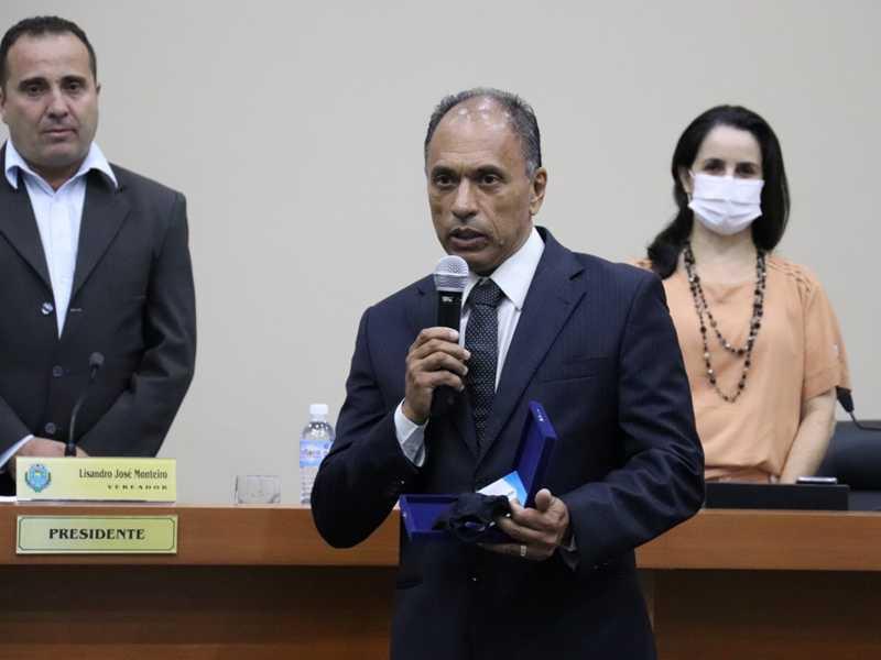 Juiz Marcos Antônio Hipólito Rodrigues