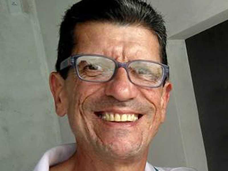 O professor Everaldo Barbosa comemora seu aniversário hoje