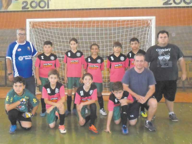 Equipe Sub-11