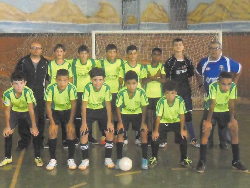 Equipe Sub-13