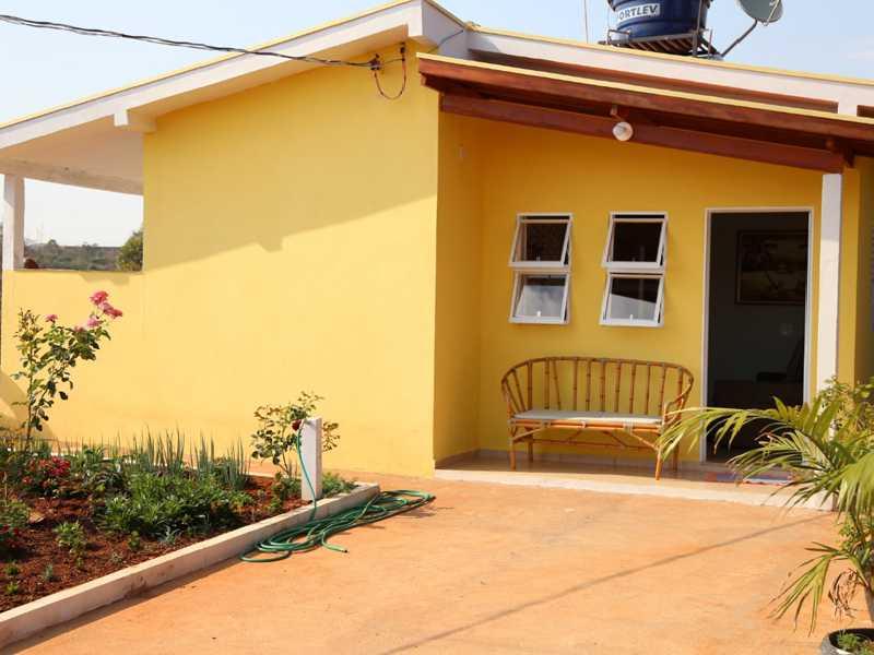 Casas construídas em alvenaria podem ser ampliadas e oferecer mais conforto ainda aos novos moradores