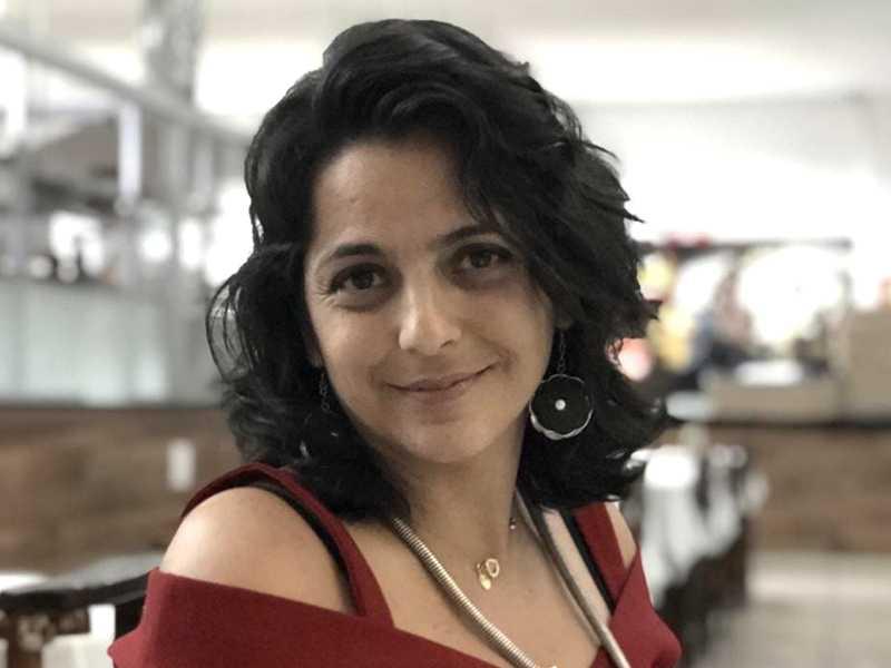 ANA PAULA HORTA, jornalista, historiadora,  professora universitária, aniversaria neste no dia 6.
