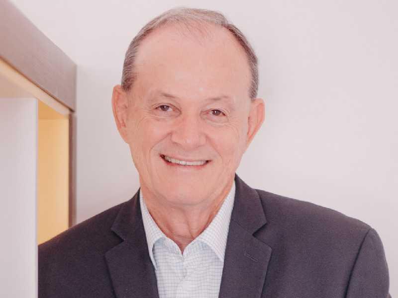Manfred Alfonso Dasenbrock, presidente da SicrediPar e da Central Sicredi PR/SP/RJ