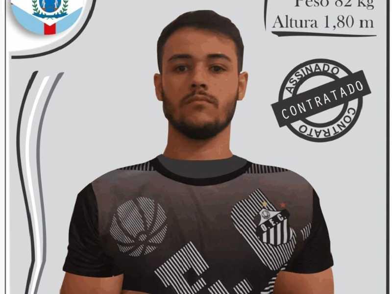 Experiente volante Maurício Arantes é um dos novos atletas que chegam para reforçar o time