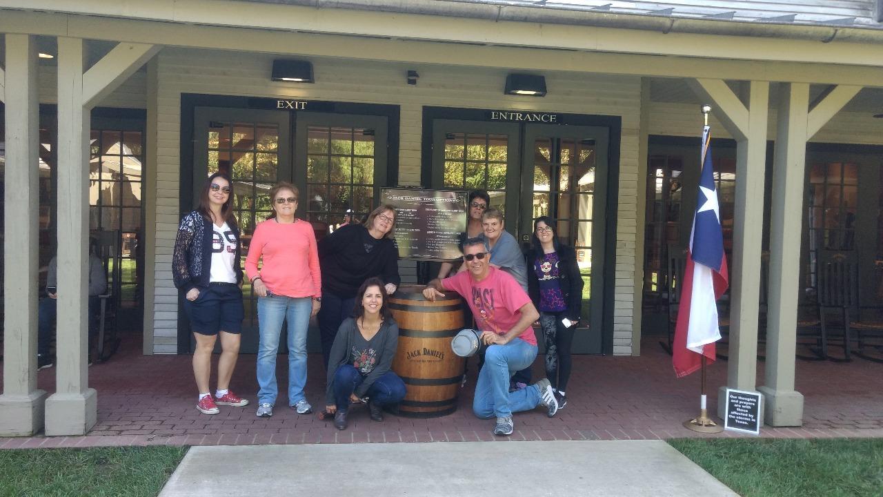 Destilaria Jack Daniel's, em Lynchburg