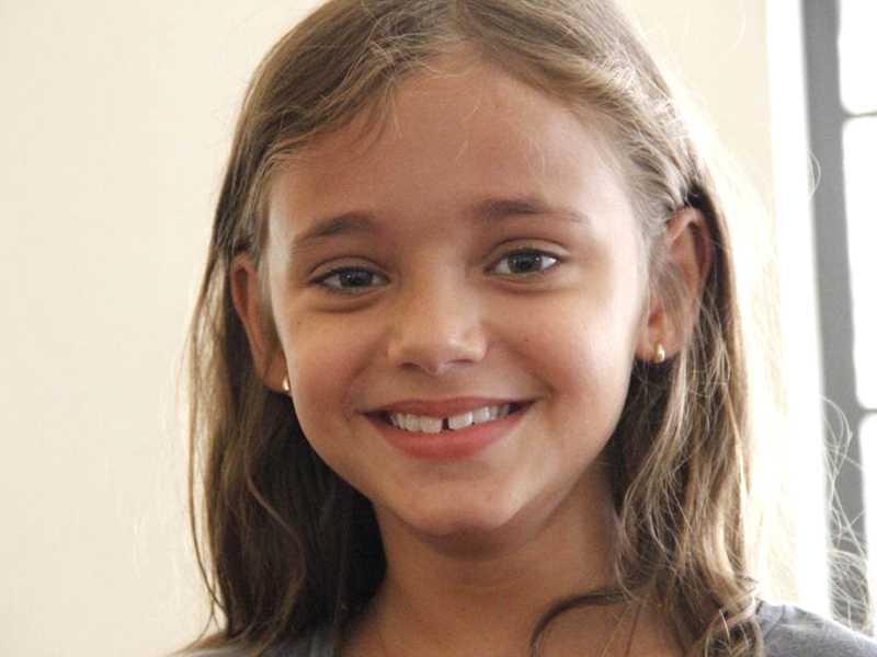 Laura completa nove anos no dia 2.  Filha da oficiala de justiça, Cibelle Duarte e do engenheiro Rodrigo Morais, e irmã de Pedro.
