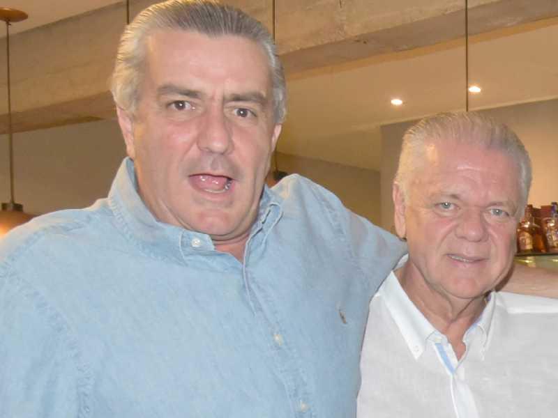 Fred Mares Guia e Jack Corrêa