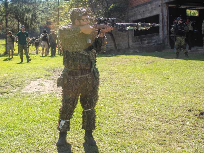 Dependências do Clube Eldorado foram utilizados para competição beneficente que teve cerca de 120 participantes