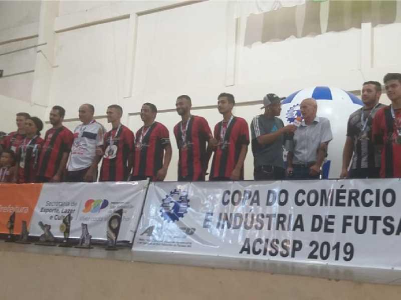 Curtume Bela Vista da Copa do Comércio e Indústria de Futsal ACISSP 2019