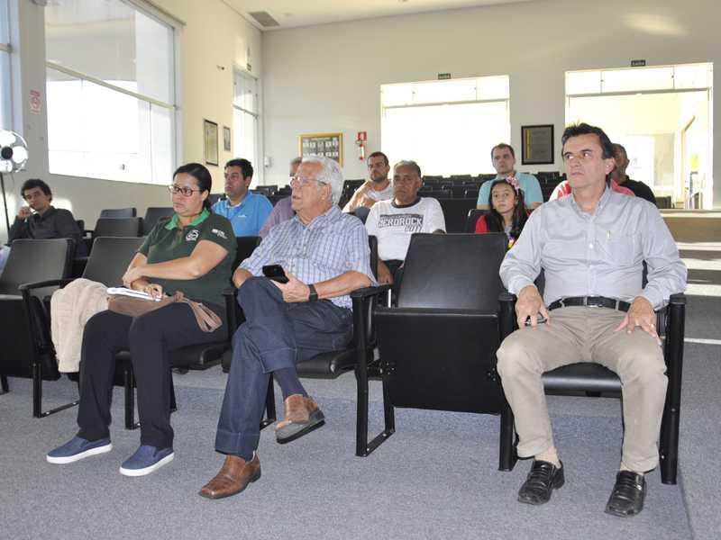 Durante a reunião do conselho rural foram tratados de vários temas ligados ao setor agropecuário