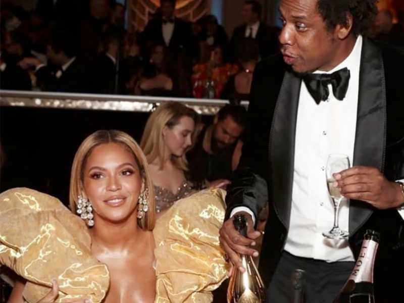 Rapper e produtor americano Jay-Z