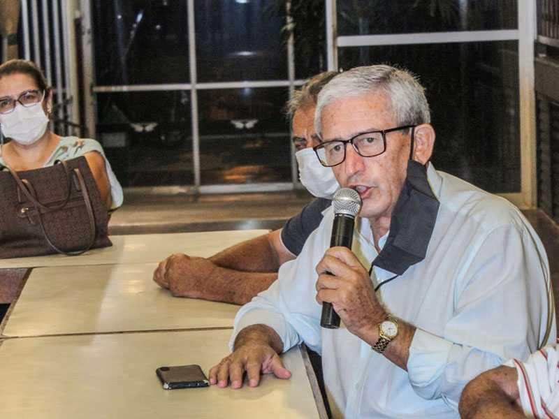 Wellington Antônio de Carvalho nomeado  2º secretario