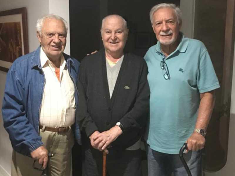 Os amigos bengaleiros, este colunista, Juarez Abdulmassih e Fernando Nogueira