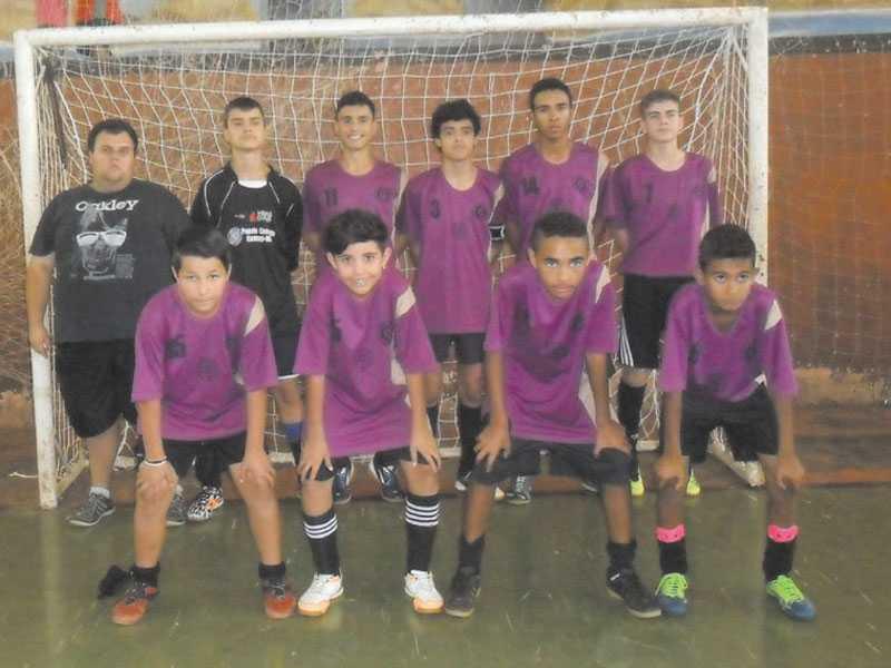 Equipe Sub-15