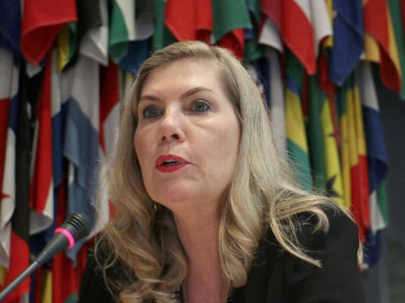 professora de biotecnologia, Regina Vanderlinde