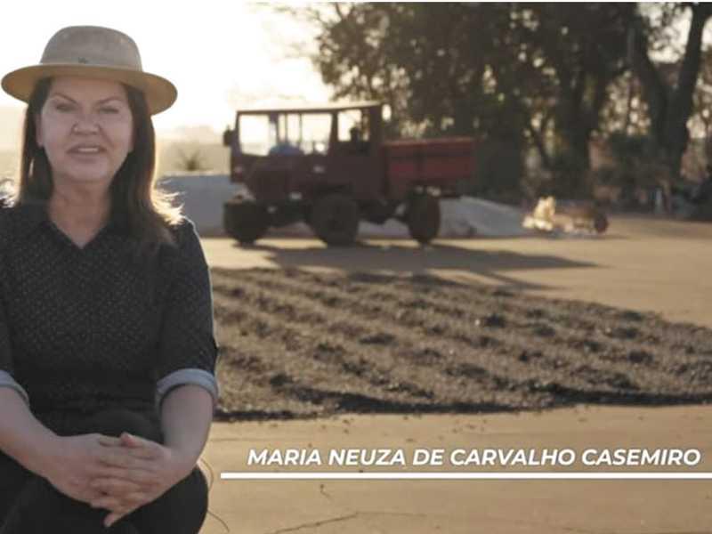 Associada Maria Neuza  de Carvalho Marques