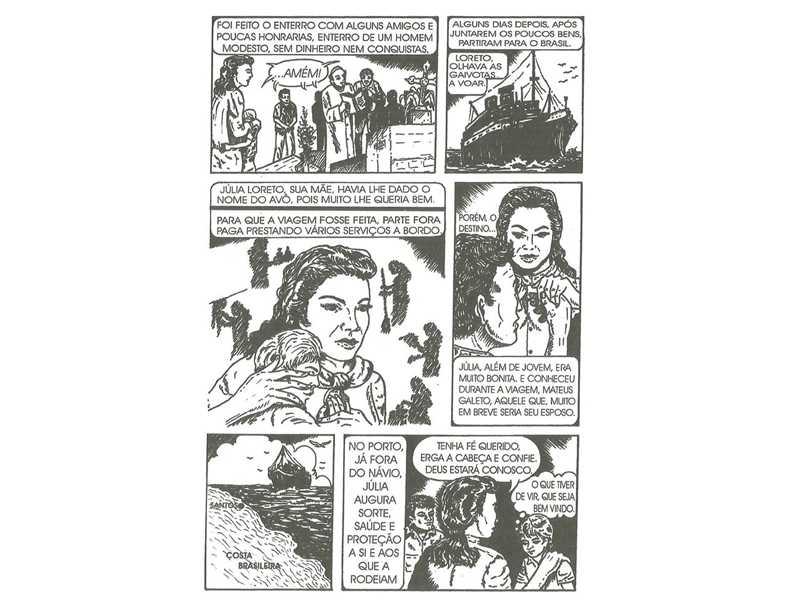 Pagina do Livro Loreto