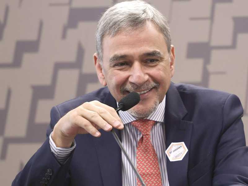 embaixador Ruy Amaral