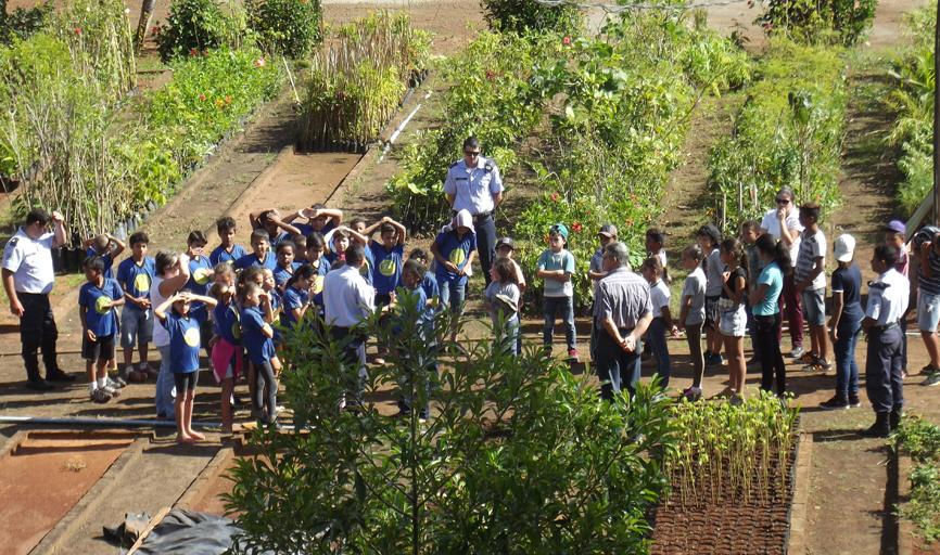 Algumas escolas de Paraíso já realizam atividades em tempo integral