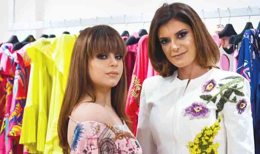 Ana Clara Zampiron e Marcia Castelo Branco Zampiron