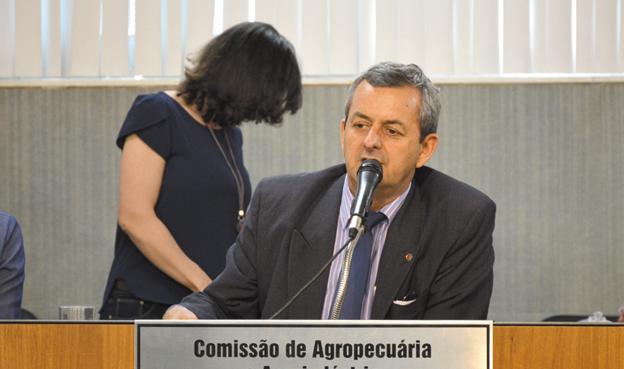 Deputado Arantes aprovado pela Comissão foi para a realização de uma audiência pública para debater a grave situação enfrentada pela Emater-MG