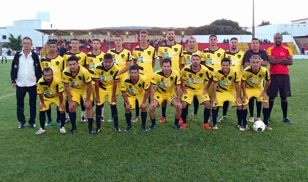 af27d44b60 Barreirinho representa Paraíso na disputa da Copa Alterosa de Futebol Amador