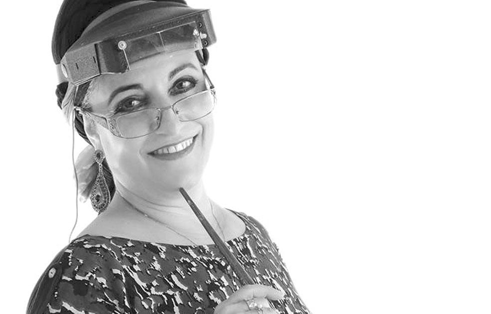 A artista plástica e musicista Pascoalina Souza (Linah Biasi), membro da Academia Paraisense de Cultura, comemora mais um ano de vida dia 28.