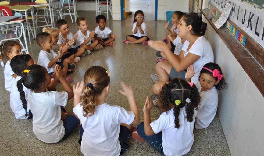 Coleta de dados nas escolas e creches abrange as diferentes etapas e modalidades da educação básica