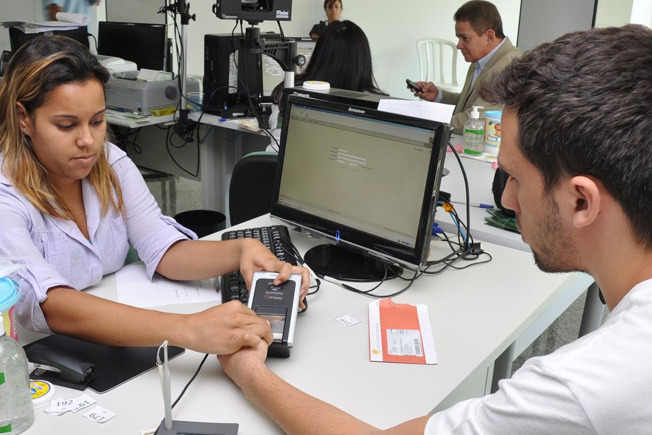 Além de Paraíso nova etapa do recadastramento biométrico está sendo realizado em várias cidades da região