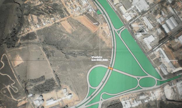 Duplicação do entroncamento da MG-050 e a BR-491 do Terminal Rodoviário até posto fiscal e construção de viaduto é aguardado